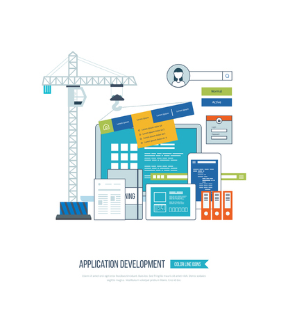 ebusiness: Design application development concept for e-business, web sites, mobile applications, banners, corporate brochures. Business analysis, financial report, strategy planning, project management concept
