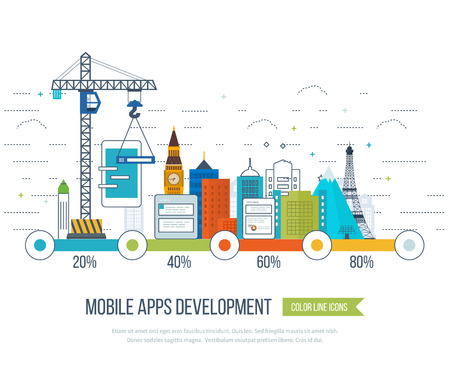 mobile application: Design application development concept for e-business, web sites, mobile applications, banners, corporate brochures. Business analysis, financial report, strategy planning. Mobile apps development.