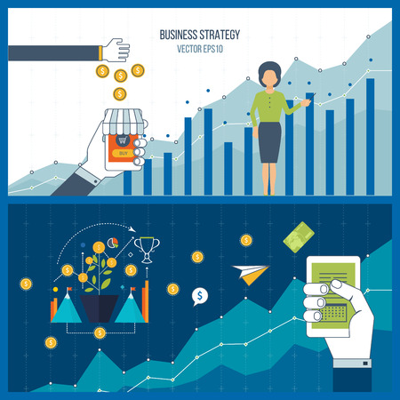 financial growth: Business development. Strategy of successful business development. Financial report and strategy. Investment growth.