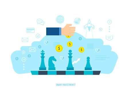 Smart investment, finance, banking, market data analytics, strategic management, planning.
