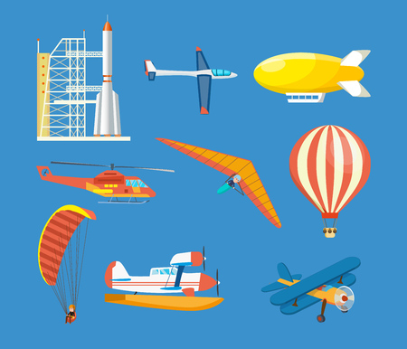 blimp: Vehicles: missile, hang-glider, helicopter, airship, balloon, paraglider, biplane, glider, aircraft.