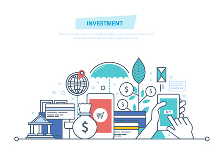 スマートな金融投資。