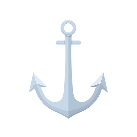 Sea anchor, onboard element of ship, boat, water transport.