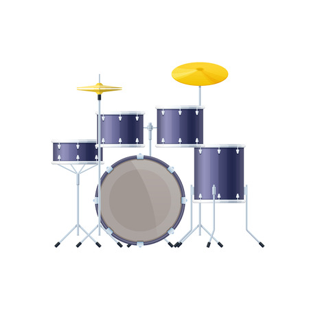 Musical instrument is drum. Percussion musical instrument, classical, orchestral, concert.