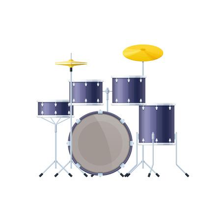 Muziekinstrument is drum. Percussie muziekinstrument, klassiek, orkestraal, concert.