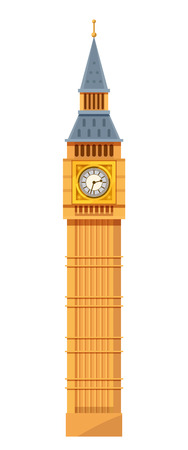 Traditional clock tower