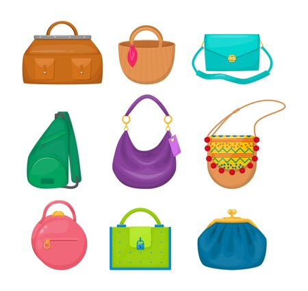 Lady accessories bag clutch, hobo, tablet, hippie, sling bag, sports,