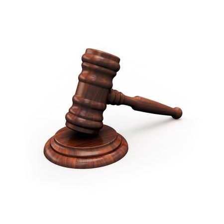 dispassionate: Judge hammer