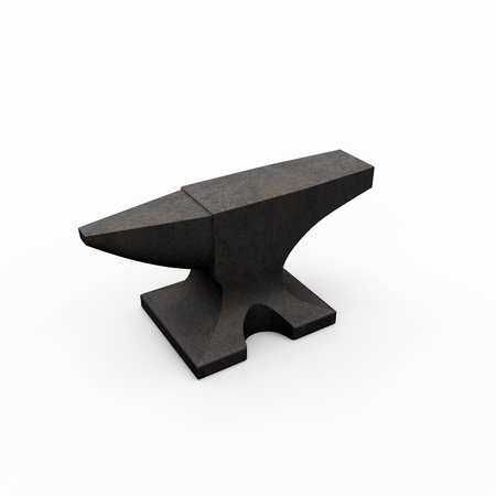 3d anvil photo