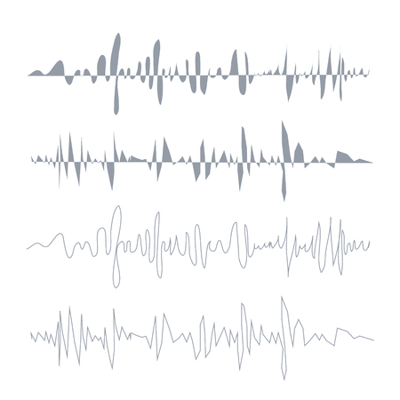 sonic: Audio equalizer technology Illustration