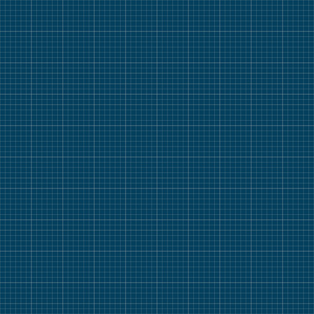 grid paper: Blueprint grid background. Graphing paper for engineering in vector illustration