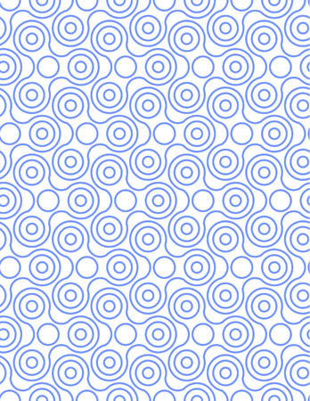 Spinner Fidget Seamless Pattern Background Vector illustration