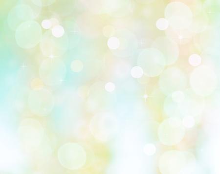 Abstract bokeh Hintergrund Serie Standard-Bild - 11239777