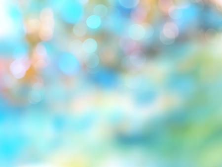 Abstract background - xmas lights Standard-Bild