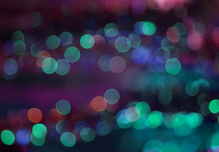 Colourful Bokeh background for use at graphic design  Standard-Bild