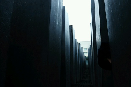 holocaust: HOLOCAUST WAR MEMORIAL. Berlin, Germany