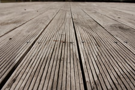 texture of Wood on the pier. Stock Photo - 8036046