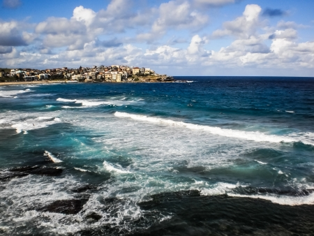 Bondi beach photo
