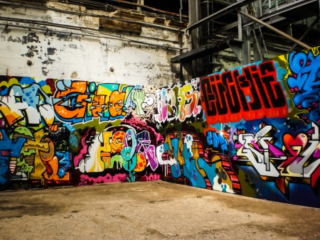 graffiti: Arte del graffiti