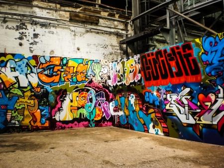 grafiti: Sztuka graffiti
