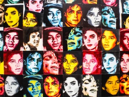 jackson: Michael Jackson portrait