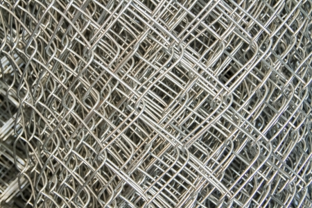 galvanized: iron net roll in shop for sale