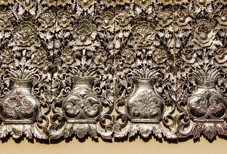 carved: Wooden carved close up background.