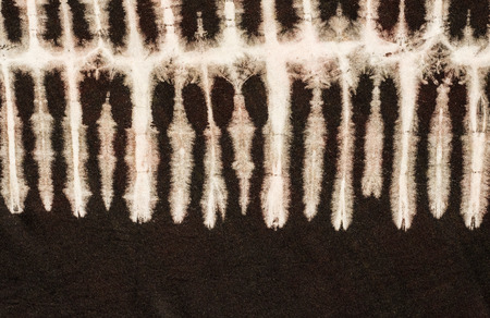 dye: Tie dye pattern fabric close up background.