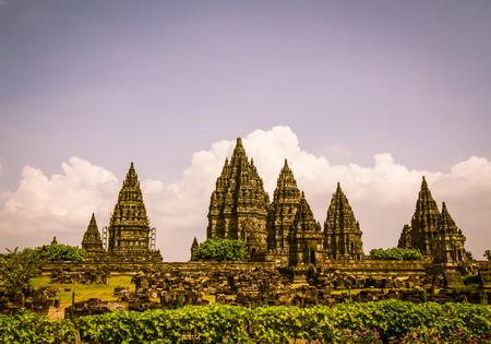 prambanan: Hindu temple Prambanan in Yogyakarta,Indonesia.