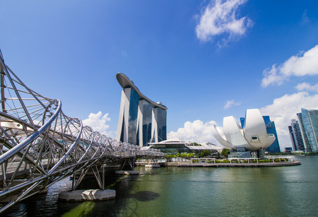 singaporean: View of  attraction place in Singapore.