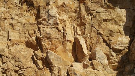 judean desert: rocks of the Judean Desert.