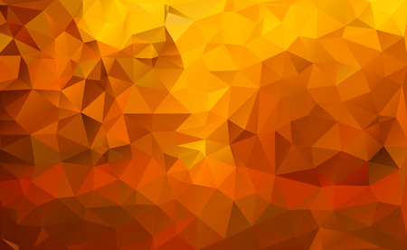 triangle shaped: Abstract background with colors of autumn leafs