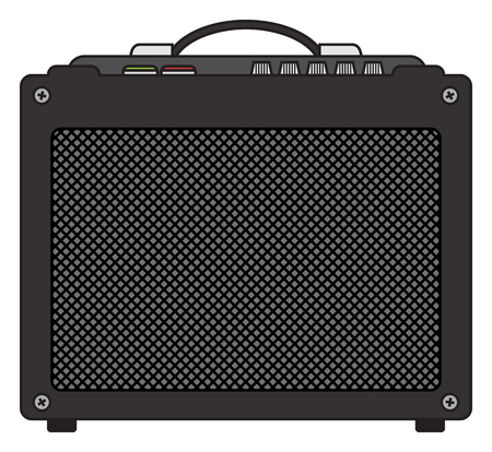 amplifier: Electric guitar and bass amplifier for concerts and festivals