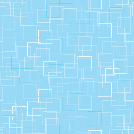 subtly: Vector - Seamless pattern with subtly toned squares on a contrasting background for a technology abstract feel