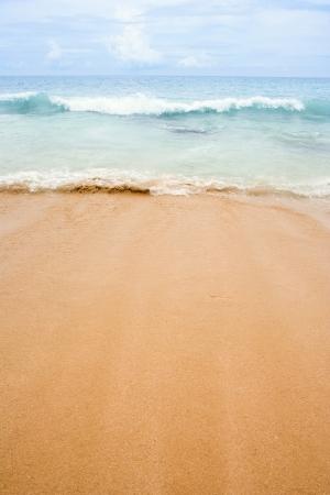 Dreamland strand in Bali.