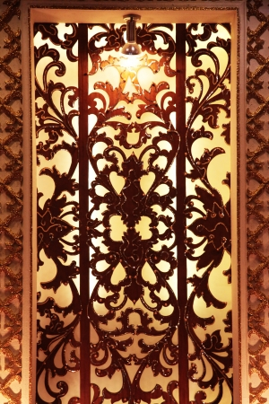 ornamented: Ornamented Window