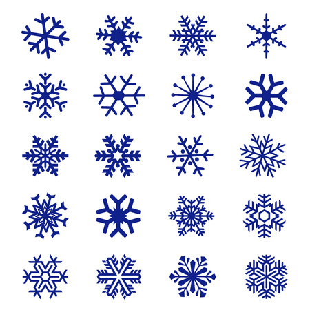schneeflocke: Snowflake illustration