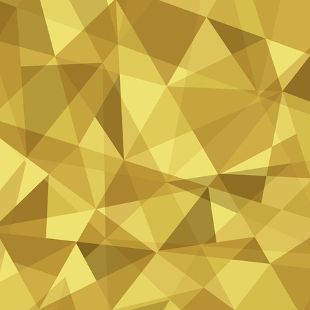 metalic design: abstract background wallpaper consisting of triangles Vector