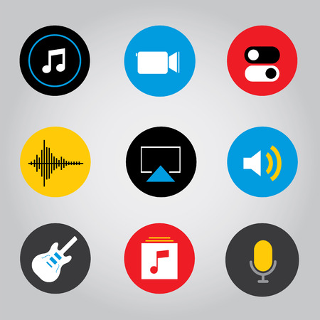Touchscreen Smart Phone Mobile Application Button Icon Vector illustration.