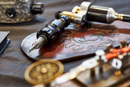 tattoo machine exposition