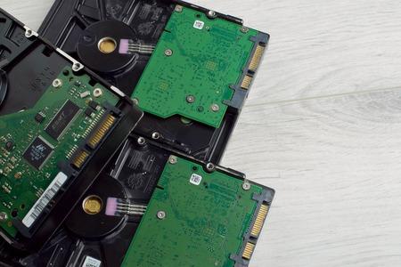 repair and maintenance of hard drives