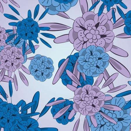 Flower background Stock Vector - 17133789