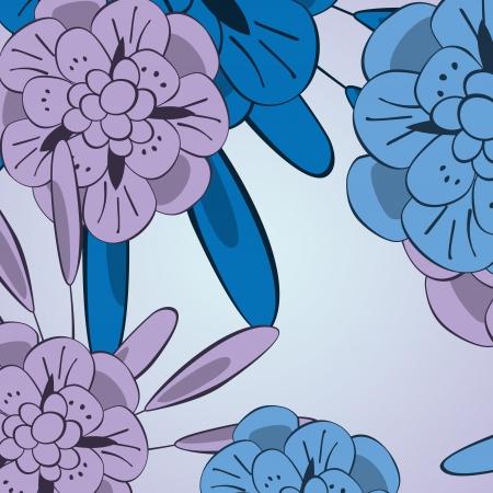 Flower background Stock Vector - 17148287