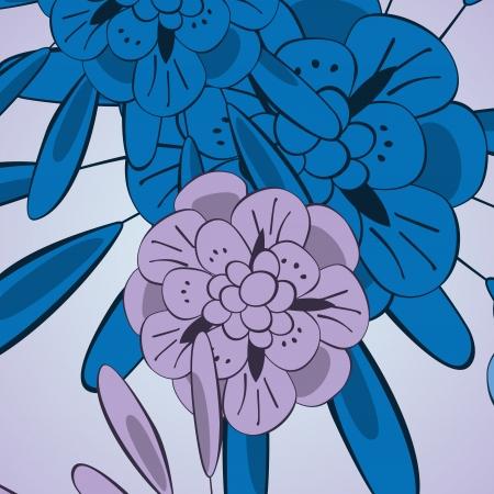 Flower background Stock Vector - 17148303