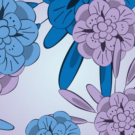 Flower background Stock Vector - 17148308
