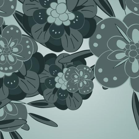 Flower background Stock Vector - 17361762