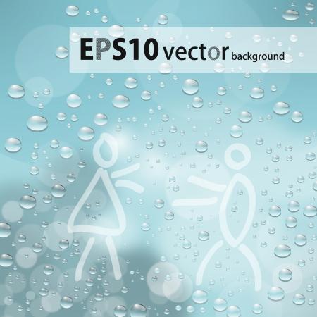 water drops Stock Vector - 17703171