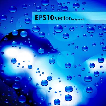 water drops Stock Vector - 17703099