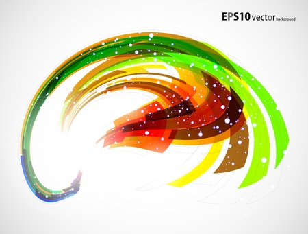 Abstract background Stock Vector - 17703156