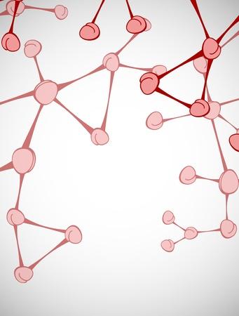 alternating: DNA molecule